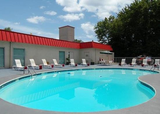 Econo Lodge South: Pool