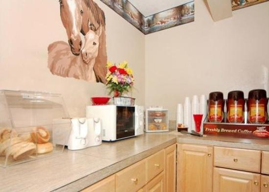 Econo Lodge Pendleton: Restaurant