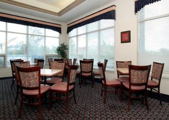 Knights Inn Elyria: Restaurant