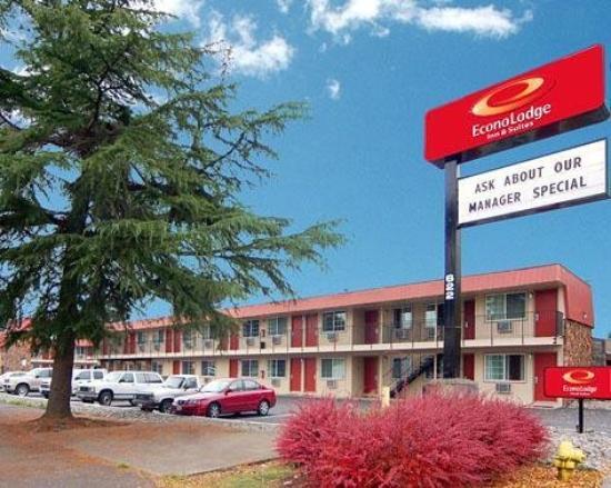Econo Lodge Hillsboro