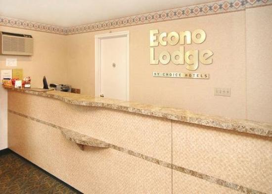Econo Lodge Vancouver: Lobby