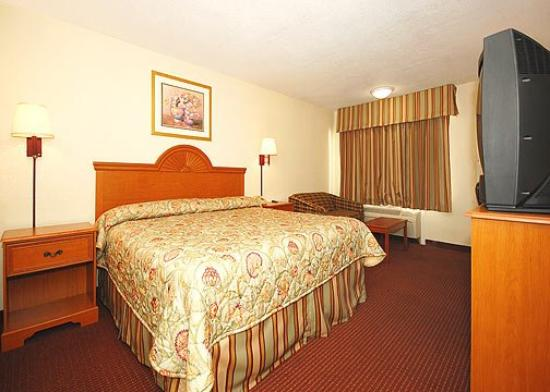 Motel 6 Rock Hill: SCKINGSUITE