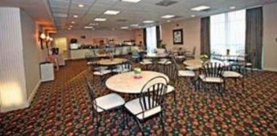 Statesville Lodge: Restaurant