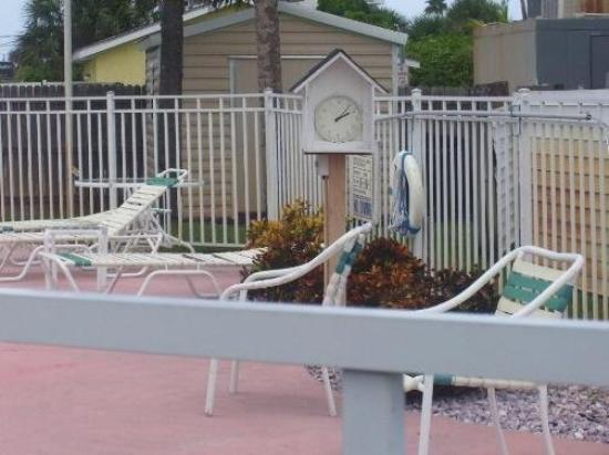 Atlantic Inn: Pool