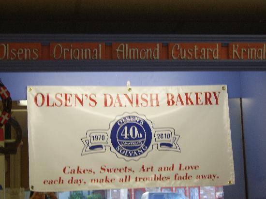 Olsen's Danish Village Bakery: Olsen's