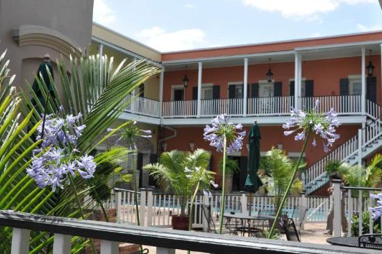 New Orleans Courtyard Hotel: Beautiful French Quarter Courtyards