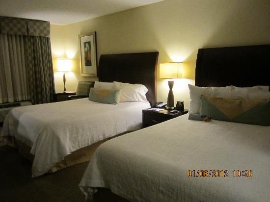 Hilton Garden Inn Richmond Airport : 2 beds
