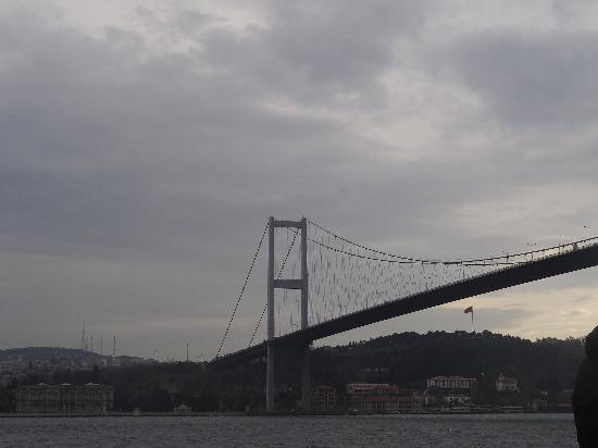 Istanbul Stopover Tours - Day Tours: Bosphorus Cruise