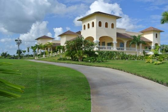 Iberostate Bavaro Golf & Club: club house