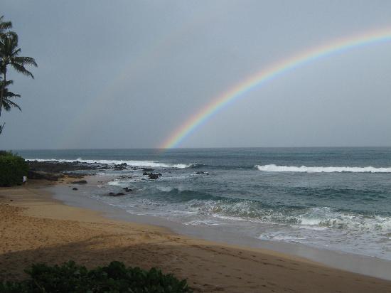 Napili Beach : Gods promise