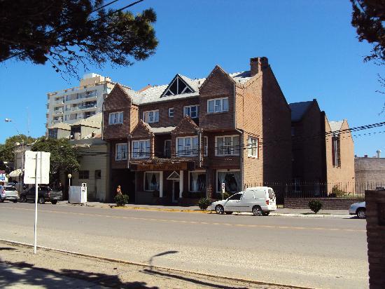 Bahia Nueva Hotel: front