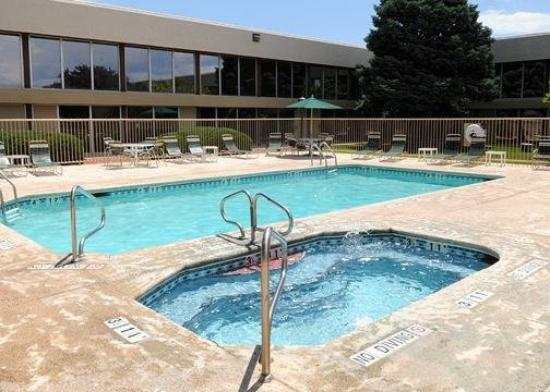 Clarion Inn Grand Junction: Pool