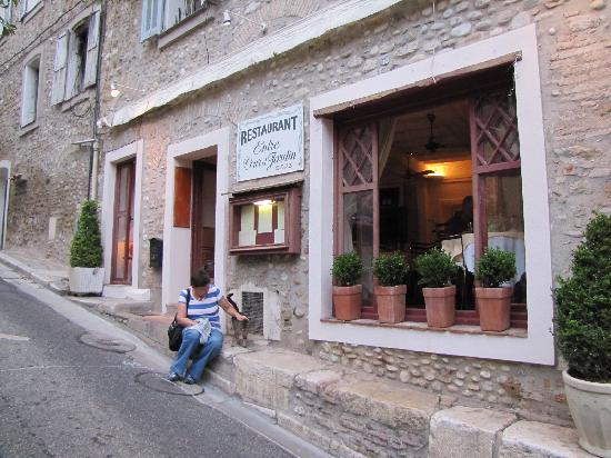 Restaurant Entre Cour et Jardin
