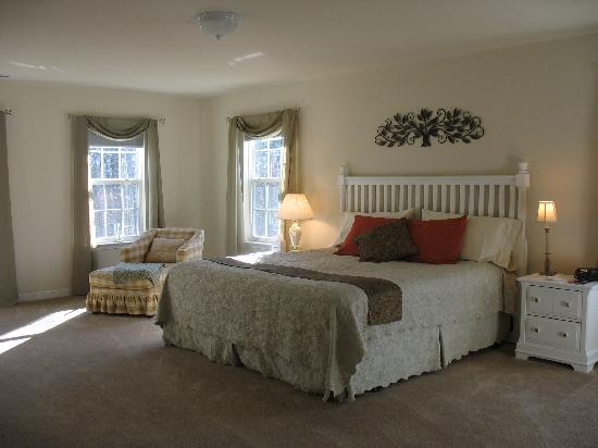 Uphill House Bed & Breakfast: Cranborne Room
