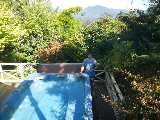 Healesville Garden Accommodation: View