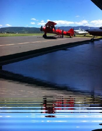 Southern Biplane Adventures: the little red plane!!!!