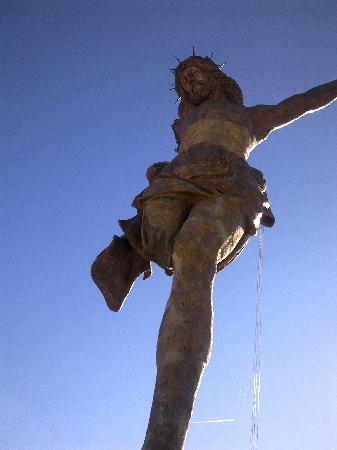 San Jose de Gracia, México: El Cristo Roto