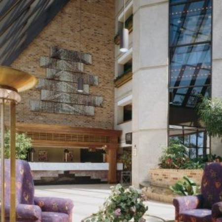 Garden Plaza Atlanta / Norcross: Lobby - Check-in