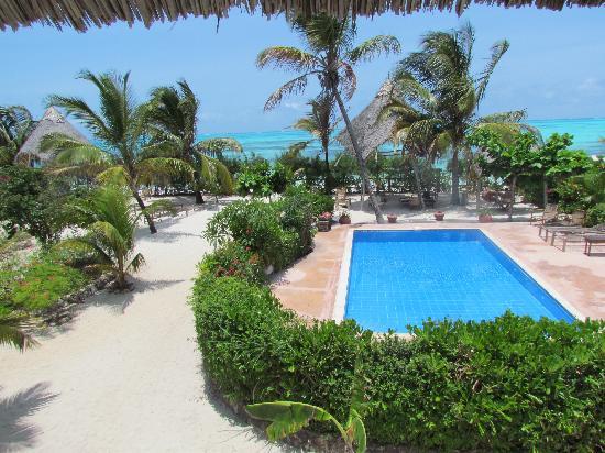 Casa Del Mar Hotel Jambiani : Swimming Pool, Casa Del Mar