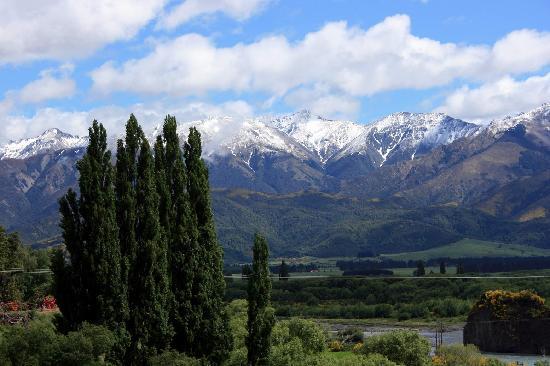 Alpine Garden Motel: Hanmer Springs