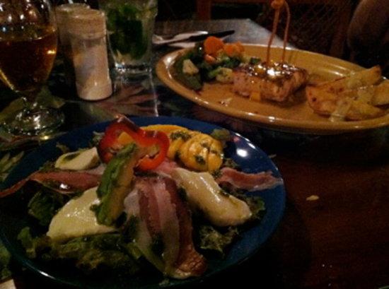 El Rancho Restaurant: Dinner
