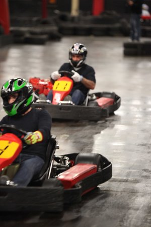 Kart o mania montreal all you need to know before you for Go kart montreal exterieur