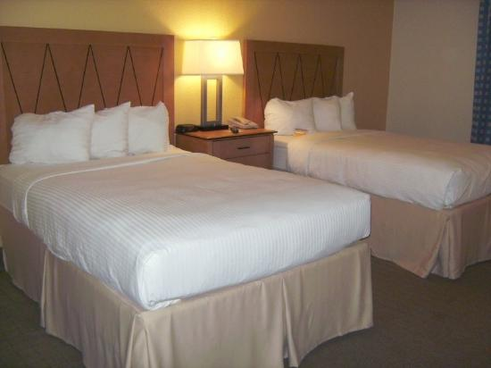 Holyoke Hotel & Conference Center: Double Room