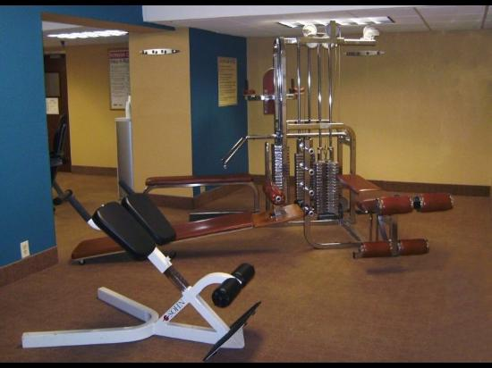 Holyoke Hotel & Conference Center: Fitness Center