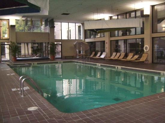Holyoke Hotel & Conference Center: Pool