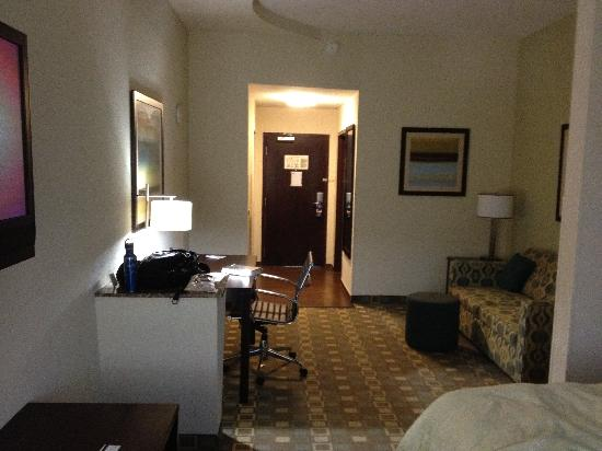 Best Western Plus Fort Lauderdale Airport South Inn & Suites: Suite - Room 123