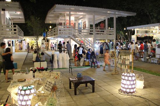 Art Stalls Picture Of Cicada Market Hua Hin Tripadvisor