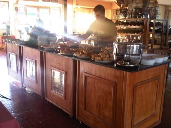 Complejo Turistico Americano: Desayuno