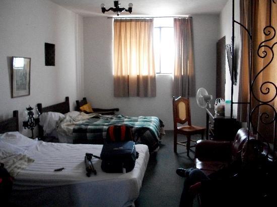 Hotel Posada de las Monjas: La habitacion