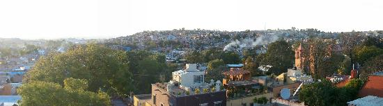 Hotel Posada de las Monjas: Buena vista del atardecer
