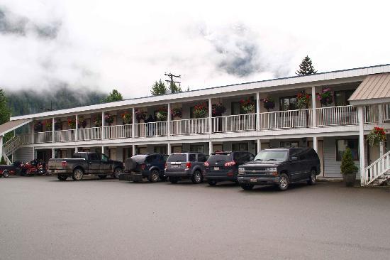 King Edward Hotel & Motel: KING EDWARD MOTEL