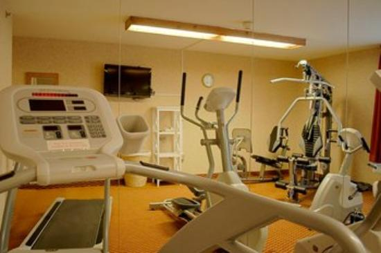 Best Western Moriarty Heritage Inn: Fitness Center