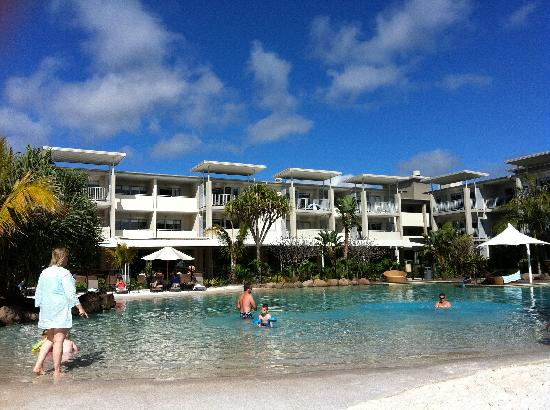 Our view for 10 days picture of peppers salt resort for Pool show on foxtel