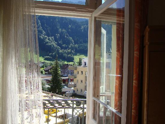 Hotel Schweizerhof: Two Views