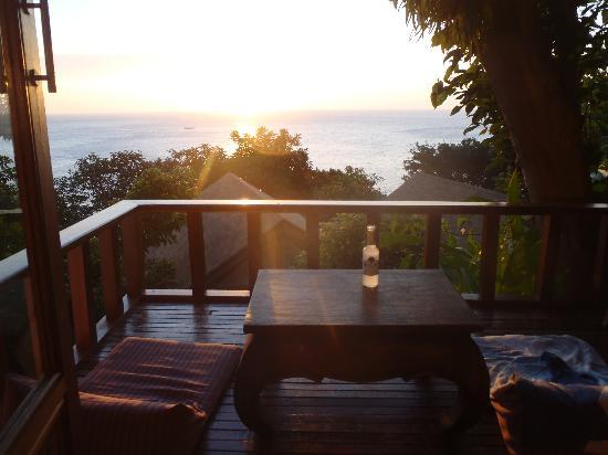 ثيبويمارن ريزورت: View from our balcony