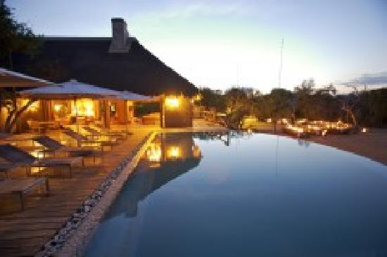 Kapama River Lodge: River Lodge