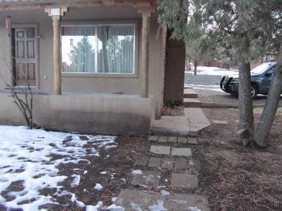 Condotel Cabin Rentals: La fachada exterior