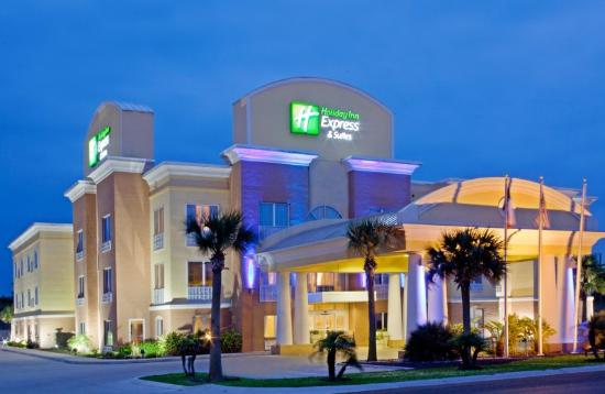 Holiday Inn Express Hotel & Suites Port Aransas / Beach Area: Fachada do hotel