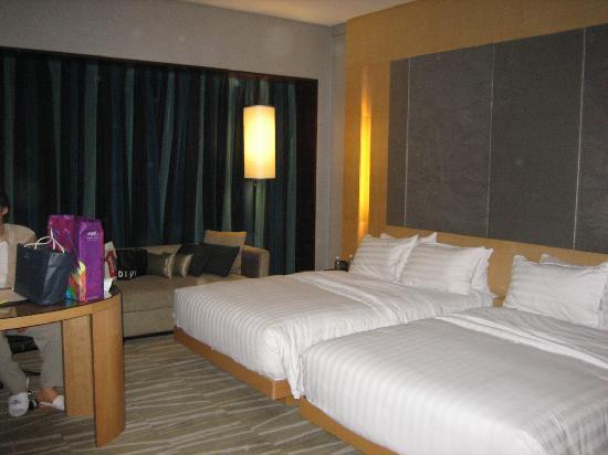Merry Hotel Shanghai: モダンな演出る