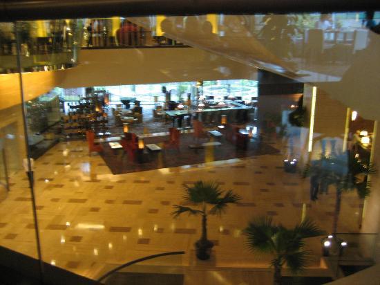 Merry Hotel Shanghai: おしゃれなロビー