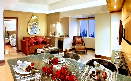 Arion Swiss-Belhotel Kemang Jakarta: Flora Suite
