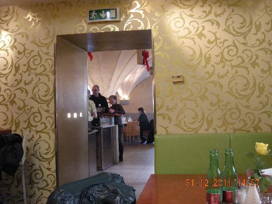 Hotel Goldenes Lamm: Una delle sale