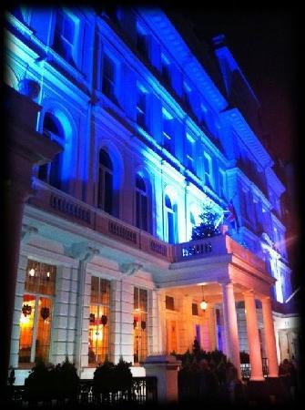 โรงแรมแลนแคสเตอร์เกท: Exterieur