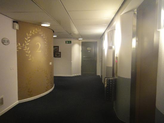 Freys Hotel: hall