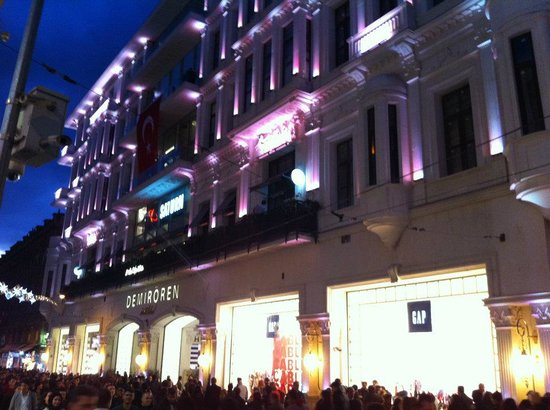 Demiroren Istiklal Shopping Center