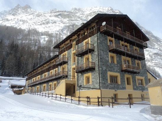Valgrisenche, Italien: FOTO SCATTATA IL 4 GENNAIO